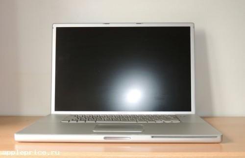 PowerBook G4 Aluminum 17 Parts