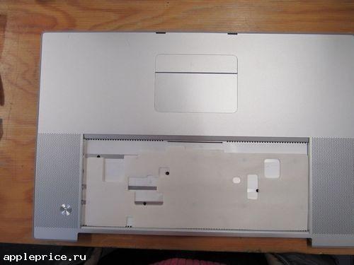 Powerbook g4 17 корпус