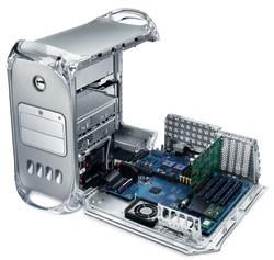 Установка OX старых версий на PowerMac PowerBook с IDE HDD
