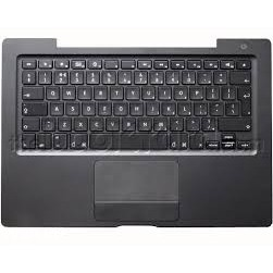 Topcase macbook black